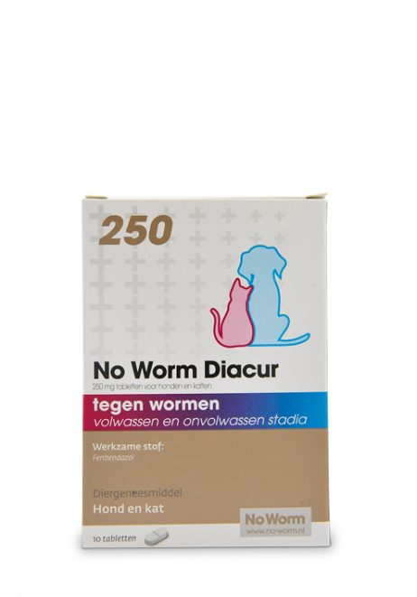 no worm dicacur